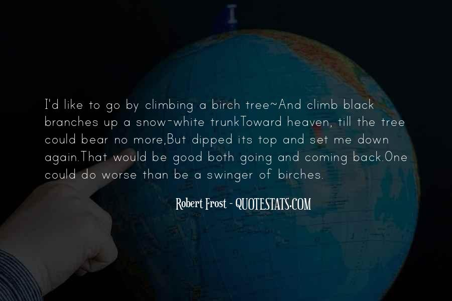 Black Down Quotes #230463