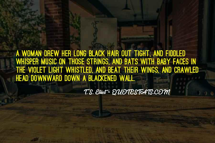 Black Down Quotes #251844