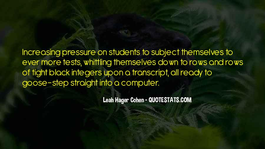 Black Down Quotes #323620