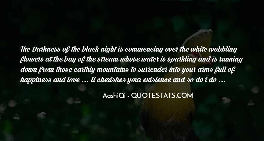 Black Down Quotes #32463