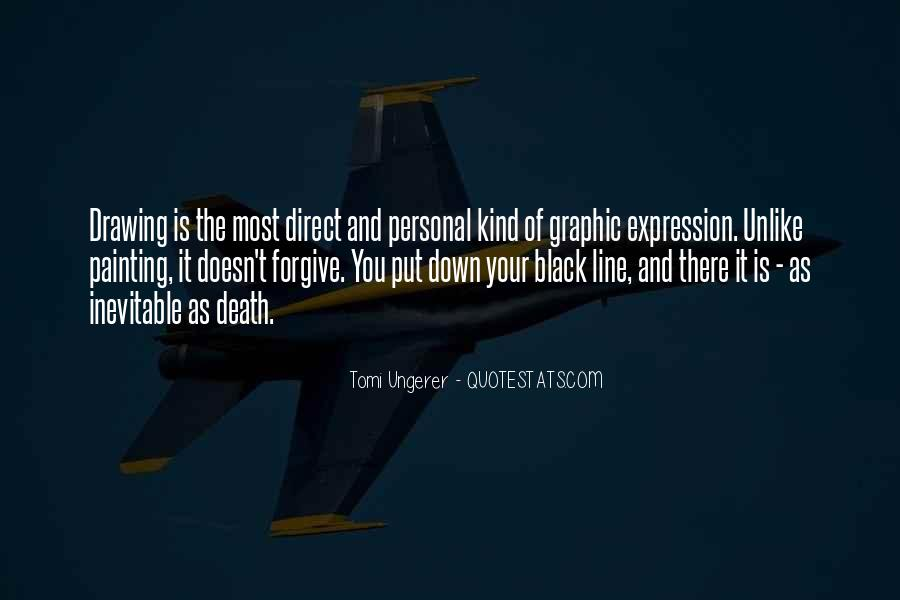 Black Down Quotes #358643