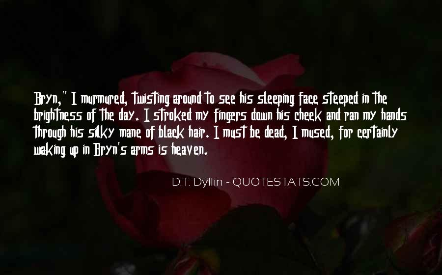 Black Down Quotes #409495