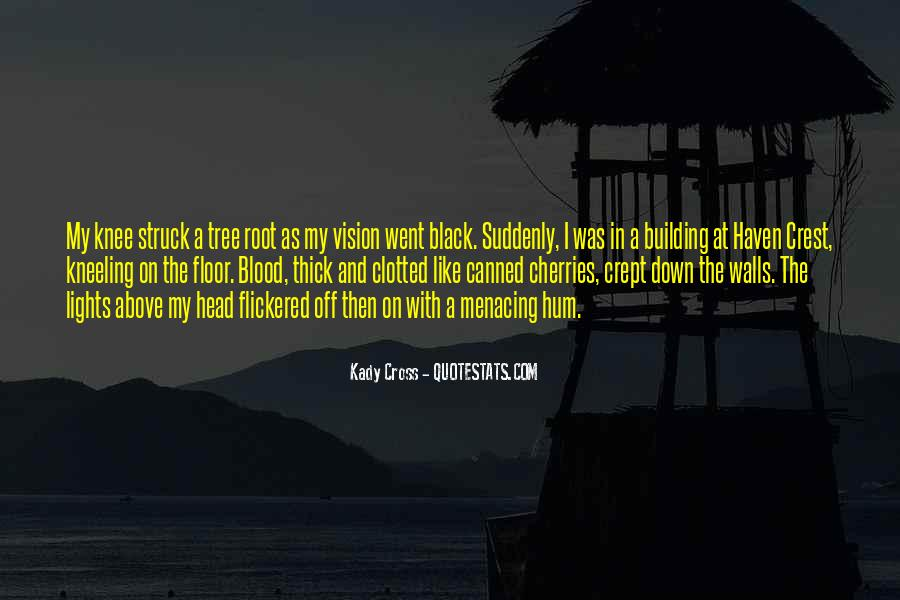 Black Down Quotes #437356