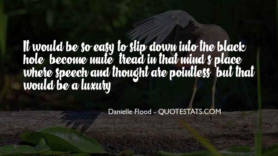 Black Down Quotes #470513