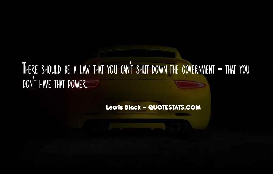 Black Down Quotes #94243