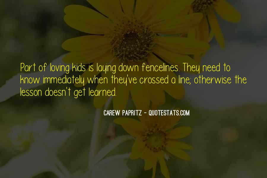 Quotes About Loving Our Kids #1267209