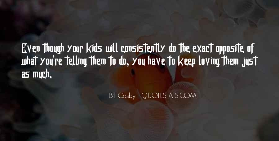 Quotes About Loving Our Kids #626676