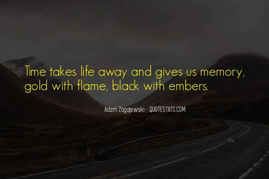 Black Flames Quotes #1048262