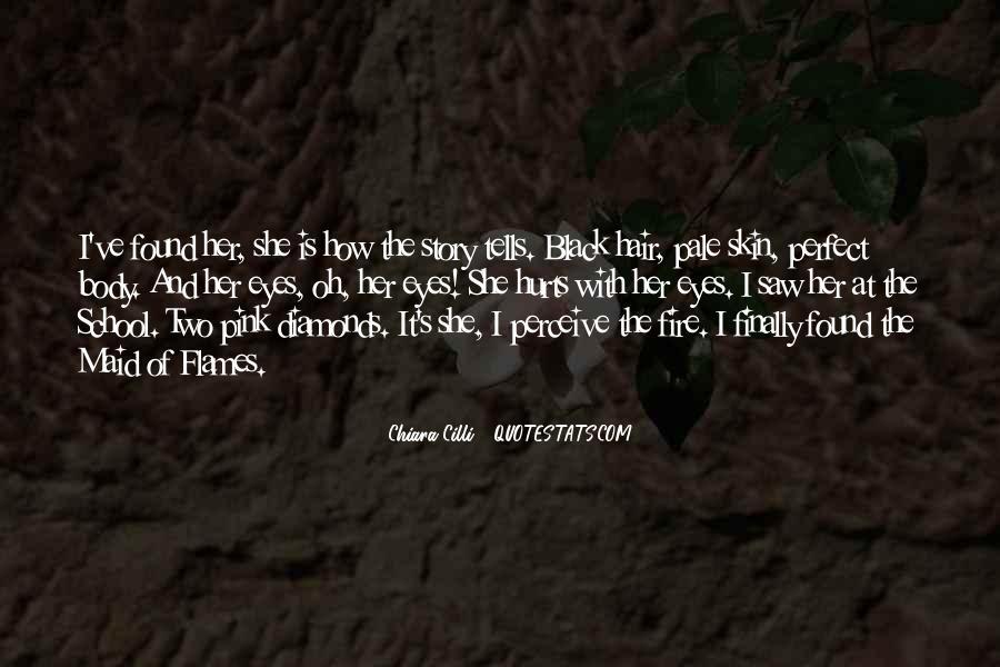 Black Flames Quotes #1458981