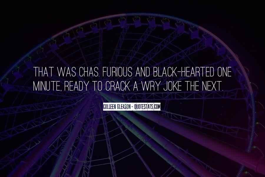 Black Hearted Quotes #49090