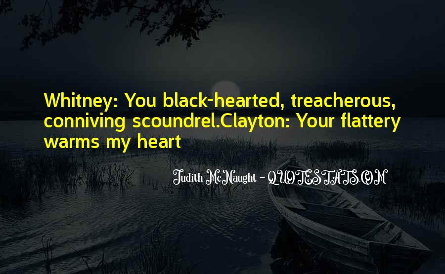 Black Hearted Quotes #712115