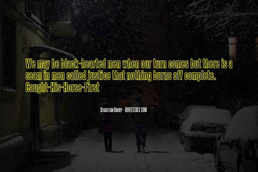 Black Horse Quotes #1334123
