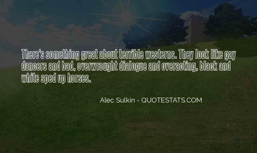 Black Horse Quotes #1350714