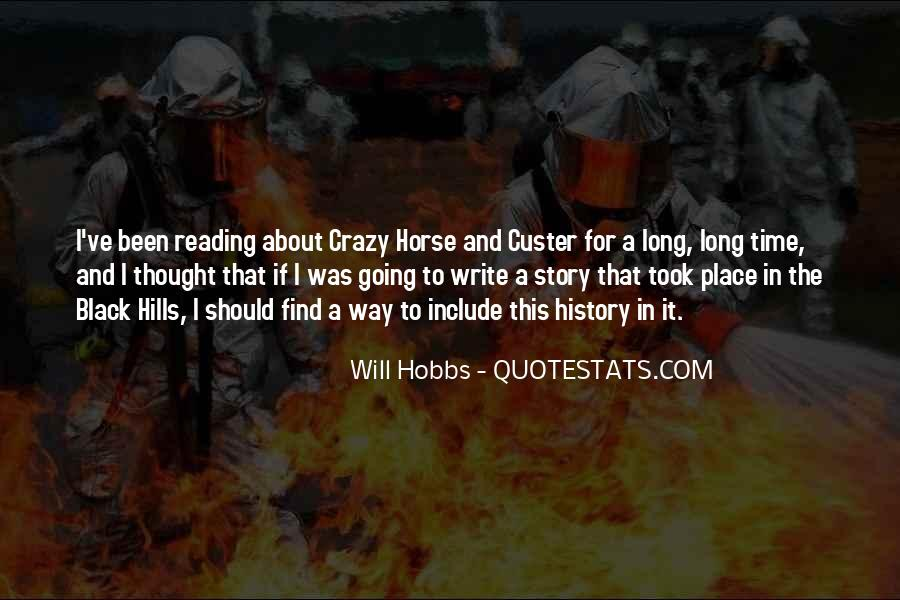Black Horse Quotes #28946