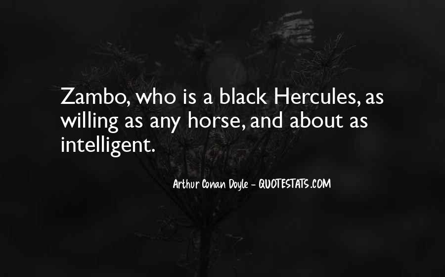 Black Horse Quotes #389900