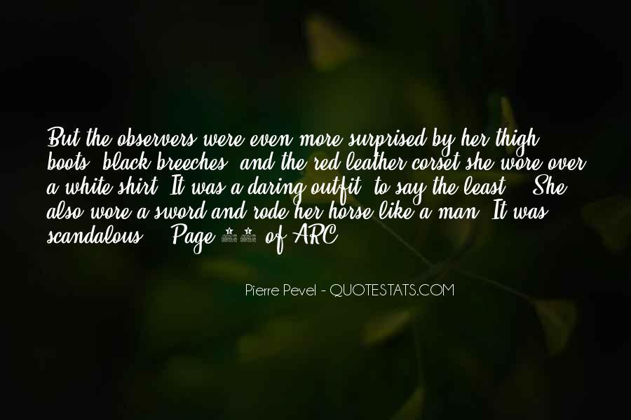 Black Horse Quotes #522844