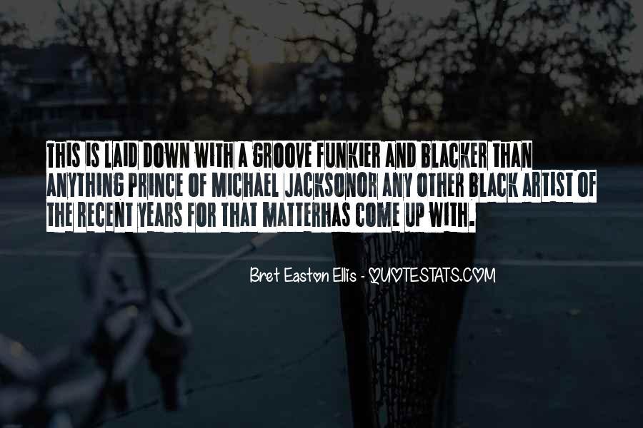 Blacker Than Black Quotes #624848