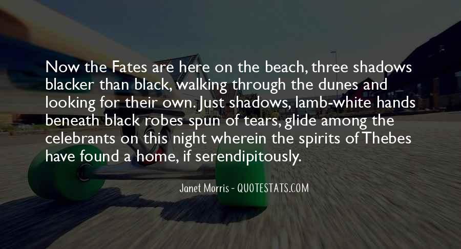 Blacker Than Black Quotes #658218