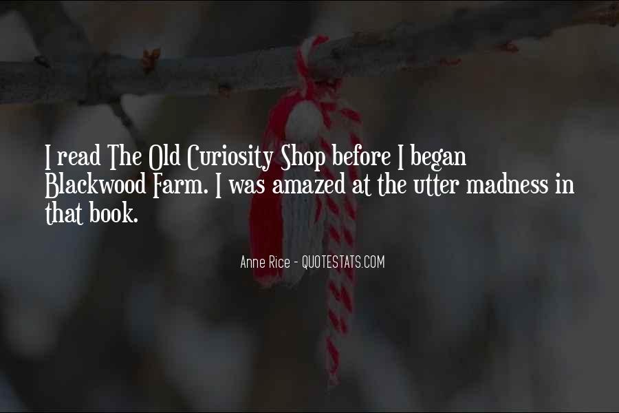 Blackwood Farm Quotes #339330