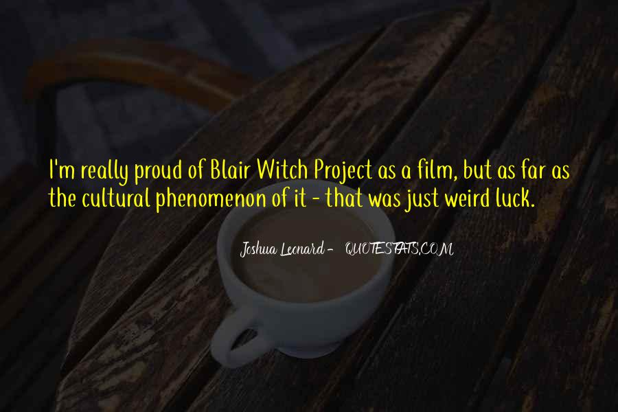Blair Witch 2 Quotes #1304087