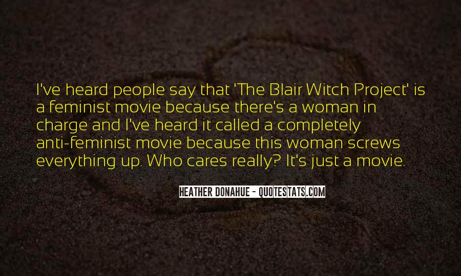 Blair Witch 2 Quotes #148657