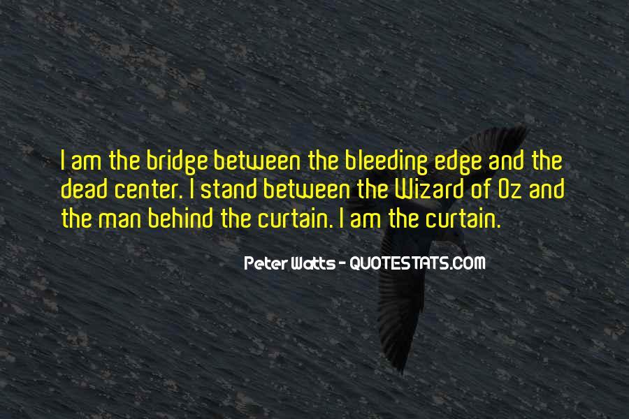 Bleeding Edge Quotes #847083