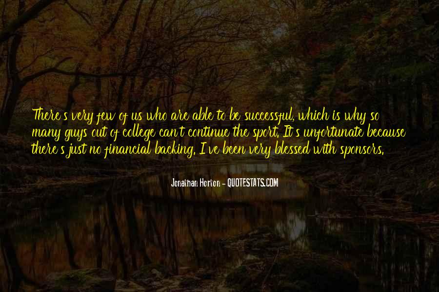 Blessed Because Of You Quotes #671948