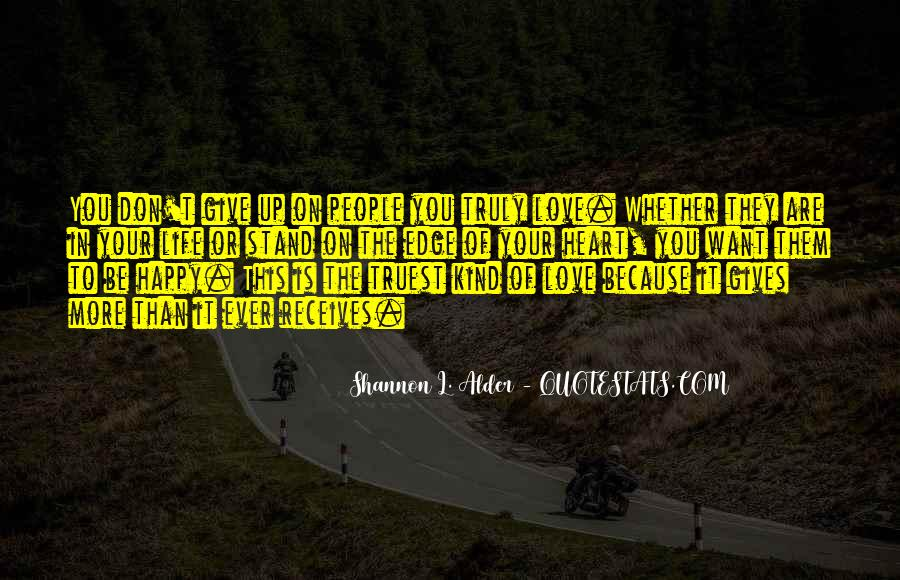 Blessed Because Of You Quotes #806622