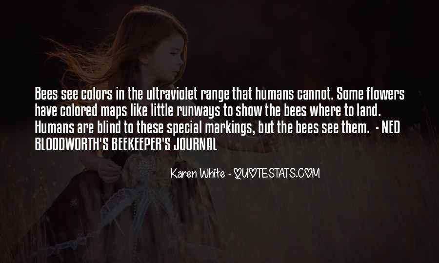 Blind To See Quotes #179385