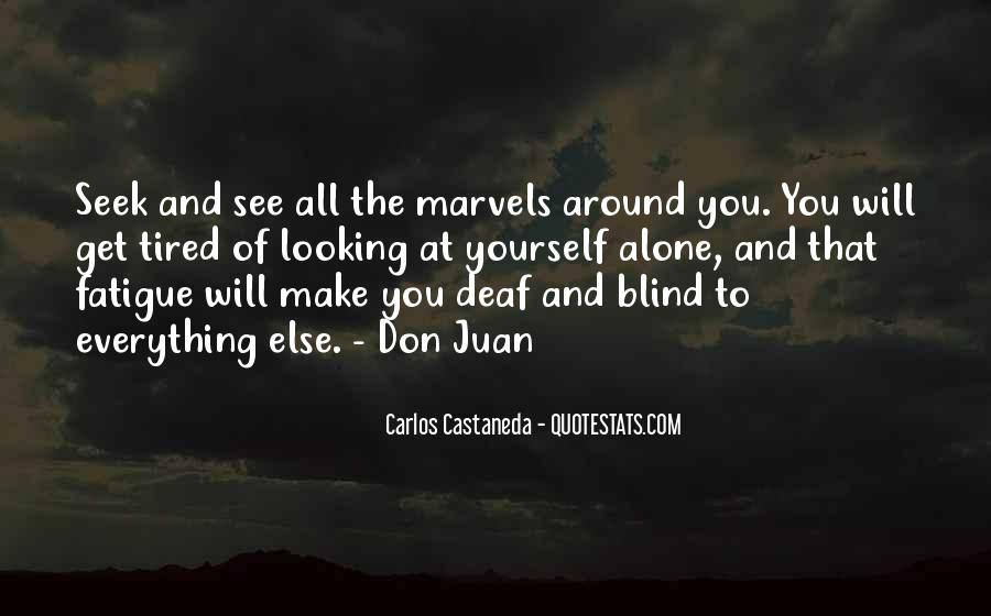 Blind To See Quotes #612181