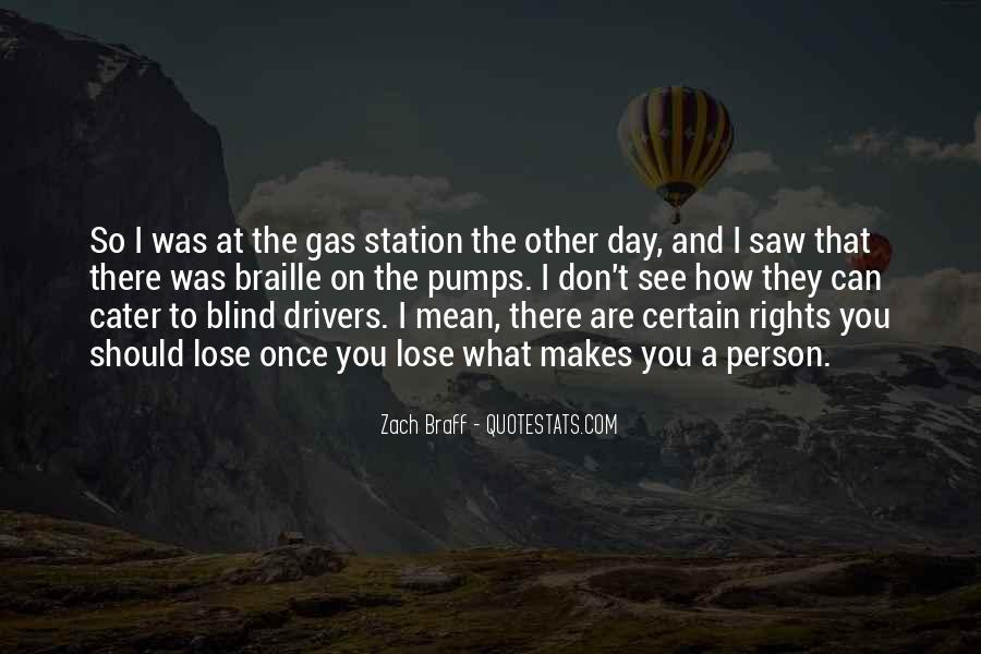 Blind To See Quotes #680829