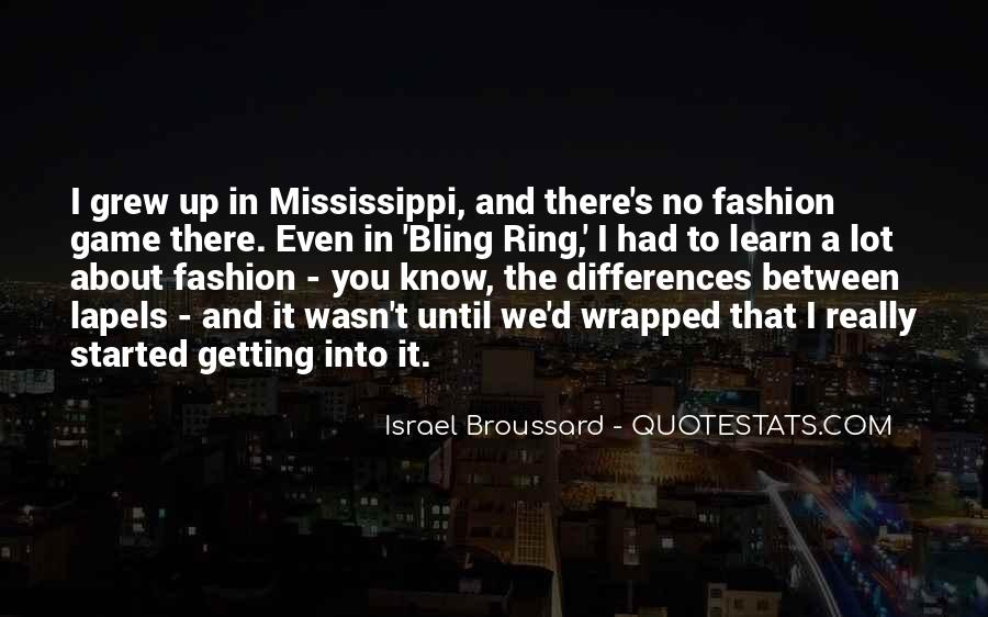 Bling Out Quotes #404749