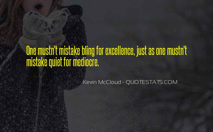 Bling Out Quotes #716010