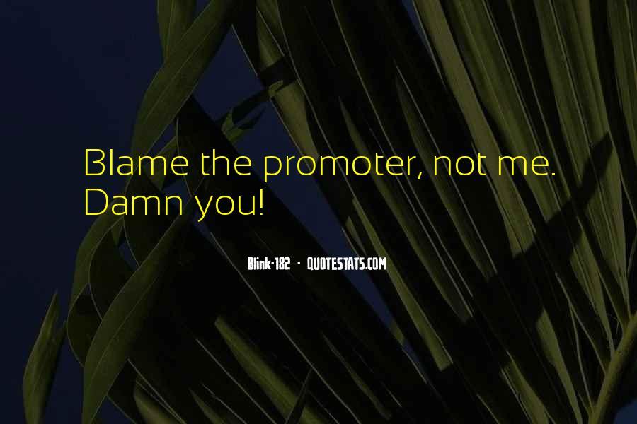 Blink 182 Tom Delonge Quotes #1231437