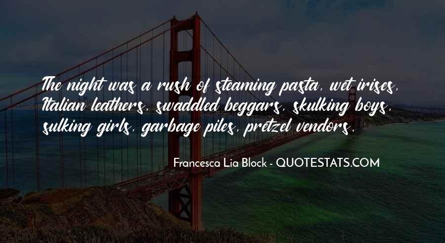 Block Quotes #64203