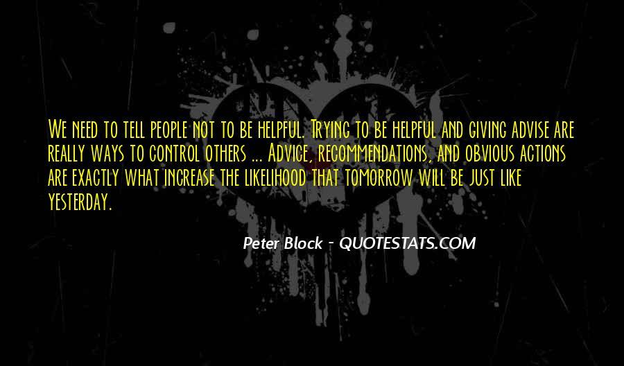 Block Quotes #97870