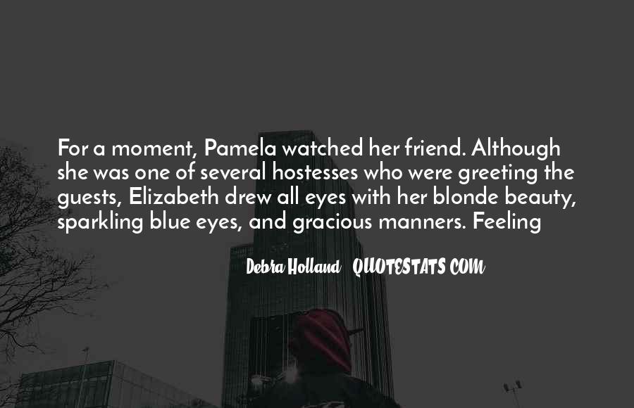 Blonde Friend Quotes #1663694