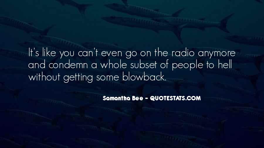 Blowback Quotes #1153069