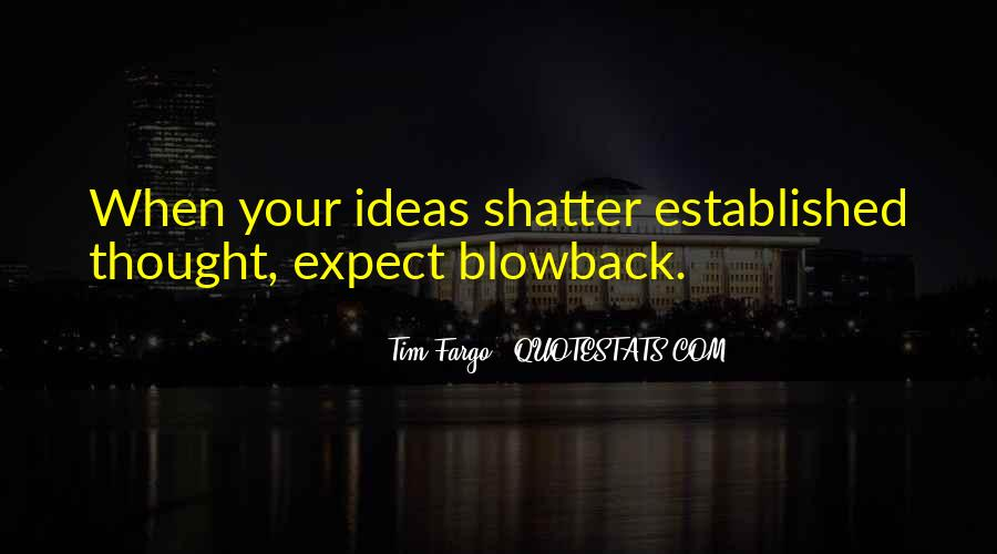 Blowback Quotes #1233852