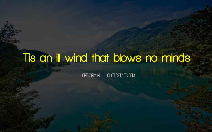 Blows Best Quotes #18543