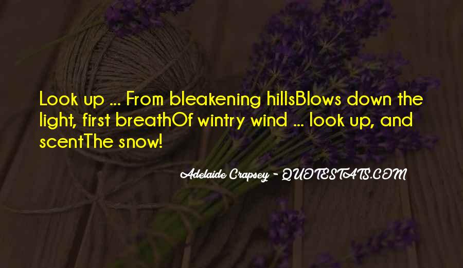 Blows Best Quotes #37217