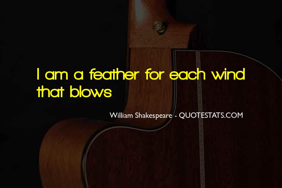 Blows Best Quotes #44159