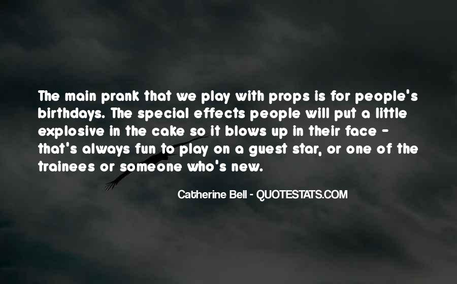 Blows Best Quotes #5424