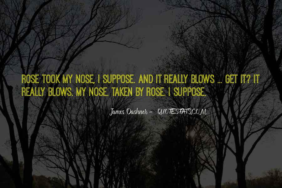 Blows Best Quotes #58865