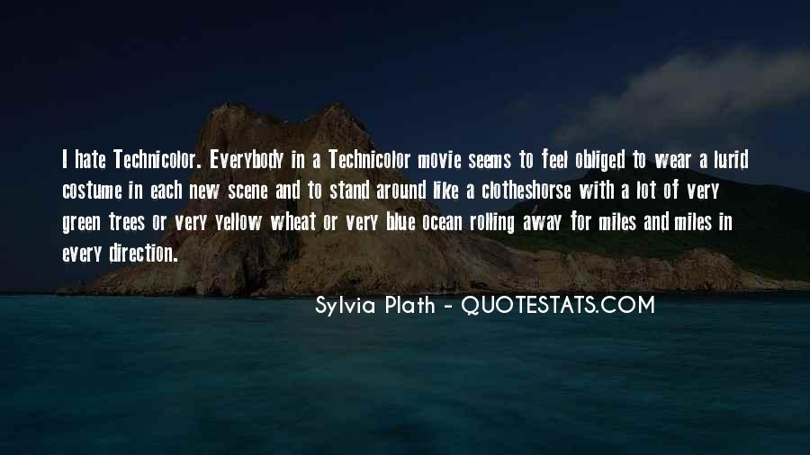 Blue And Yellow Quotes #1008567