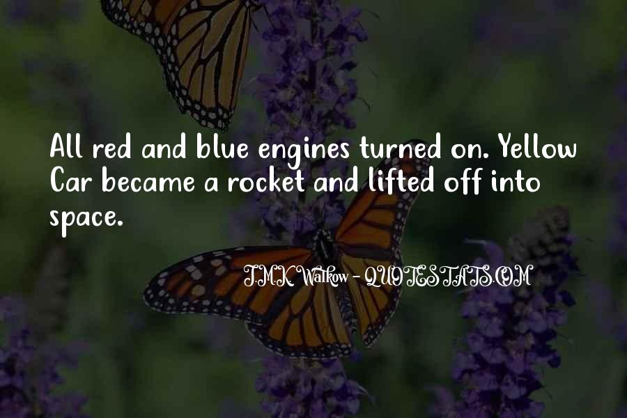 Blue And Yellow Quotes #1042853