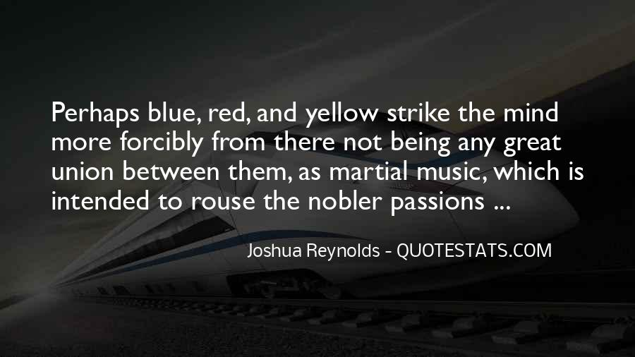 Blue And Yellow Quotes #1120325