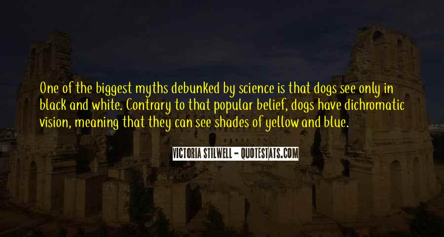 Blue And Yellow Quotes #413636