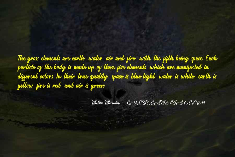 Blue And Yellow Quotes #716780