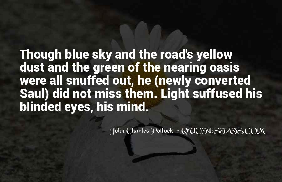 Blue And Yellow Quotes #833603